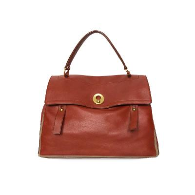 muse two bag red brown